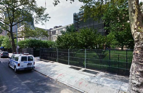 Abraham Lincoln High School. Source: Google Maps