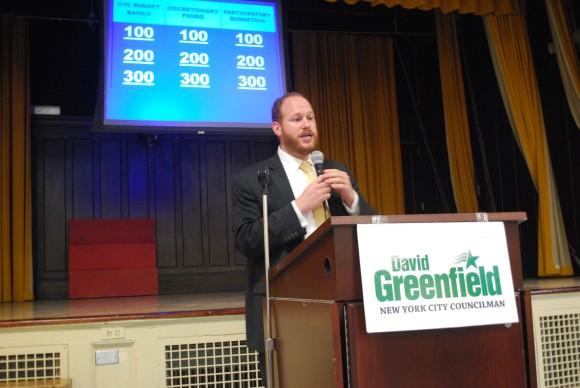 Councilman David Greenfield