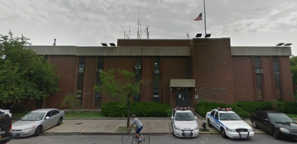61st Precinct police station located at 2575 Coney Island Avenue. (Source: Google Maps)