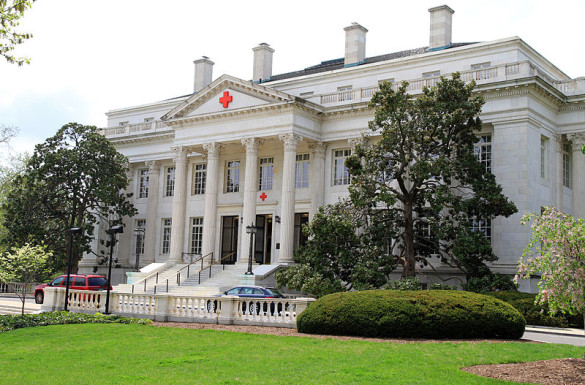 American National Red Cross building (Source: Wikipedia)