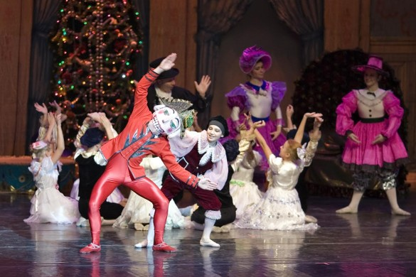 Photo from a previous BBT performance of Nutcracker.