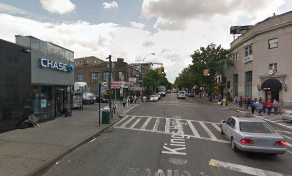 Kings Highway and East 16th Street (Source: Google Maps)