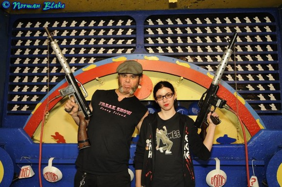 The Mengels shooting gallery now in operation at Coney Island USA (Source: CIUSA/Facebook)