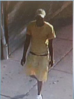 The suspected gunman in Coney Island. (Source: NYPD)