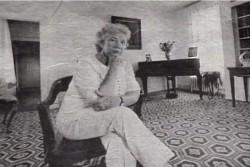 Timpano inside the home.