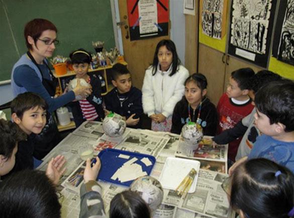 A classroom at PS 254 (Source: Schools.nyc.gov)